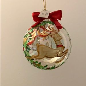 Just for you. Christmas ornament/ globe
